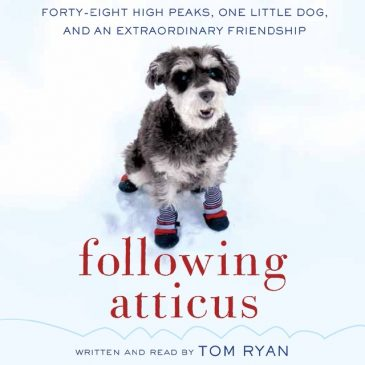 "143: ""Following Atticus"" Author, Tom Ryan"