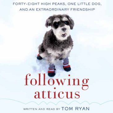 "322: ""Following Atticus"" author, Tom Ryan"