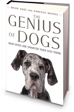 "324: Dr. Brian Hare: ""Is Your Dog a Genius?"