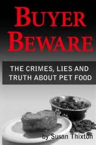 "234: Truth About Pet Food, Susan Thixton: ""Buyer Beware"""