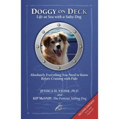 "416: Big Announcement & ""Doggy on Deck"" author Dr. Jessica Stone"