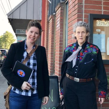 "432: Dr. Temple Grandin, author: ""Animals Make Us Human"""