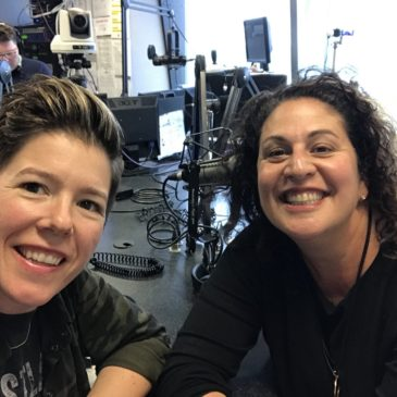 447: The Queen of Seattle Radio and Huge Dog Lover: Jodi Brothers!
